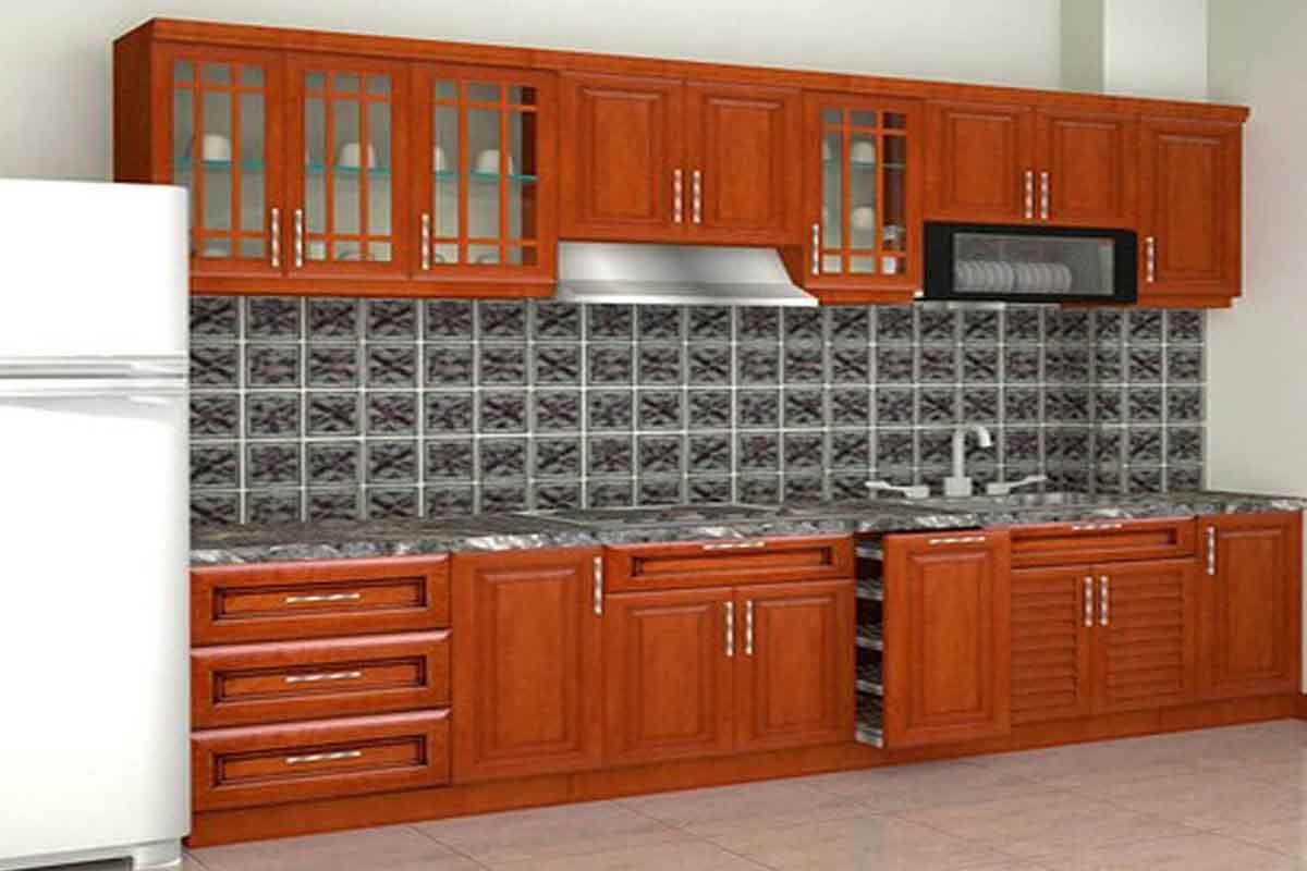 tủ kệ bếp