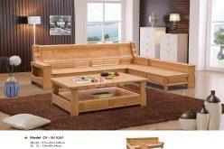 Bộ salon gỗ CH - SH A16#