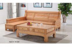 Bộ salon gỗ CH - SH G158#
